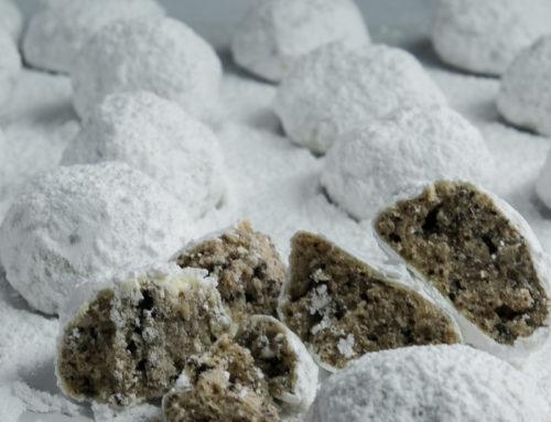 Cookies and Cream Snowballs