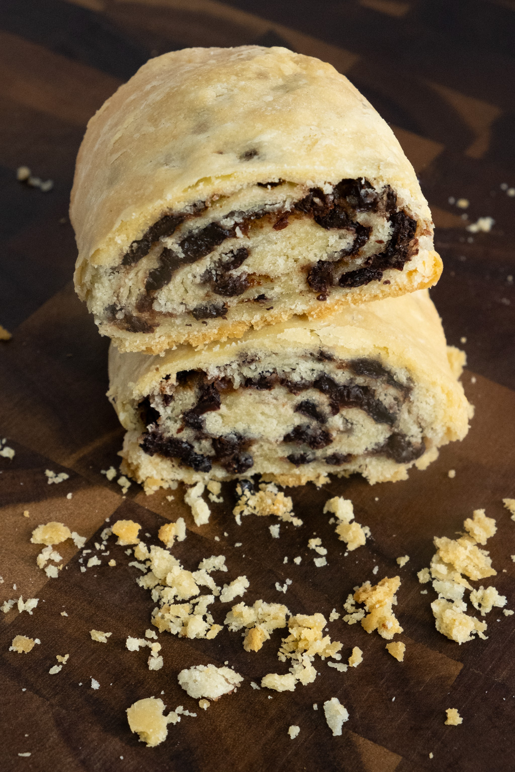 trinidad currants roll bakealong