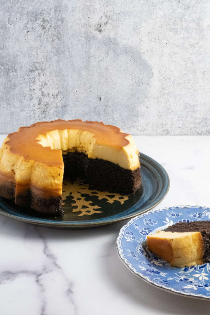 mexican chocoflan